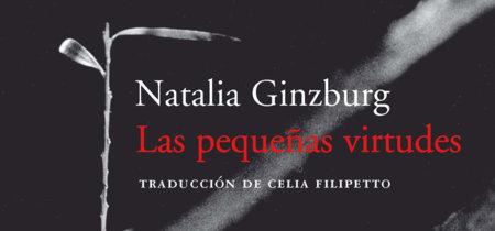 Natalia Ginzburg y la literatura de los asuntos menores