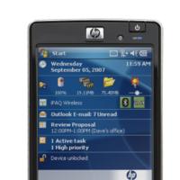 HP iPAQ 210 y 110