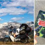 18.000 kilómetros en scooter para cumplir un sueño: conocer Nürburgring Nordschleife