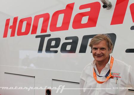 Cinco minutos con Alessandro Mariani, team principal de Honda Racing en el Mundial de Turismos