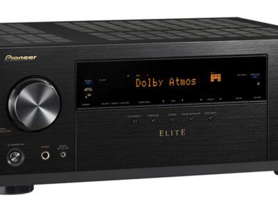 Pioneer ya tiene nuevos receptores A/V de gama media compatibles con Atmos y DTS:X