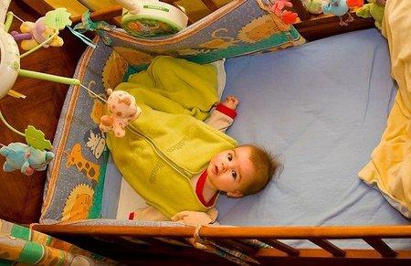 Cómo hacer un saco de dormir para bebés