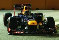Mi Gran Premio de Singapur 2012: Vettel coge el testigo de Hamilton