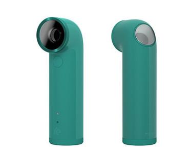 HTC Re, la cámara personal que podría «dar la puntilla» a las compactas básicas