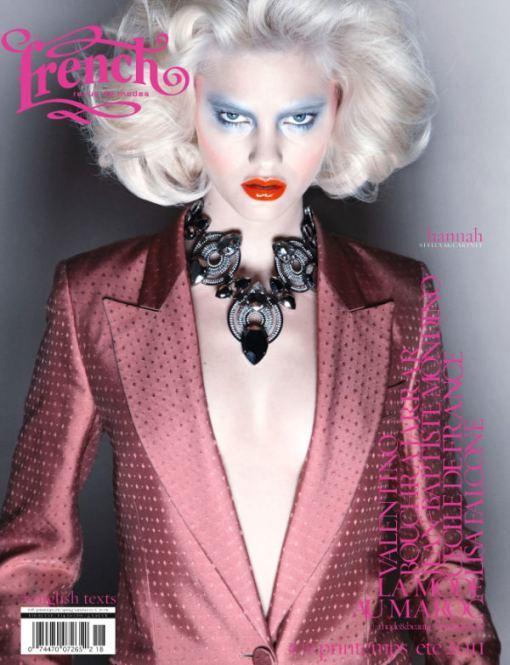 Foto de 14 portadas inspiradoras: la edición de French Revue Des Modes para primavera-verano (7/14)