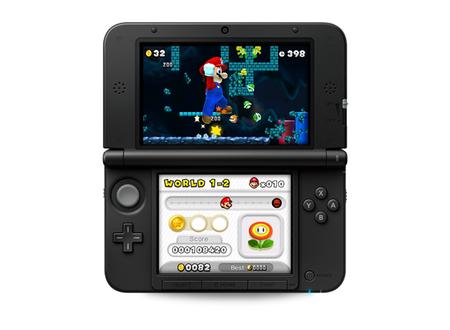 Nintendo 3DS XL llega a México