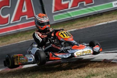 Verstappen Karting 20113