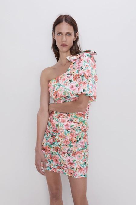 Vestido Invitada Zara 4