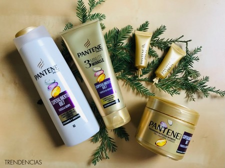 ampollas 1 minute miracle bb7 pantene review