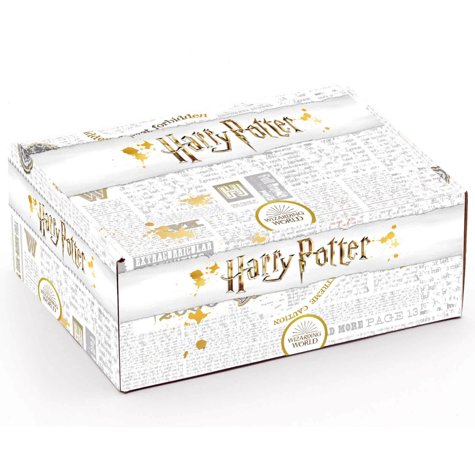 Caja sorpresa Harry Potter