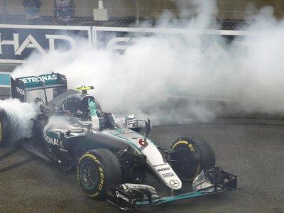 La Fórmula 1 tiene nuevo campeón, Nico Rosberg por fin lo ha logrado