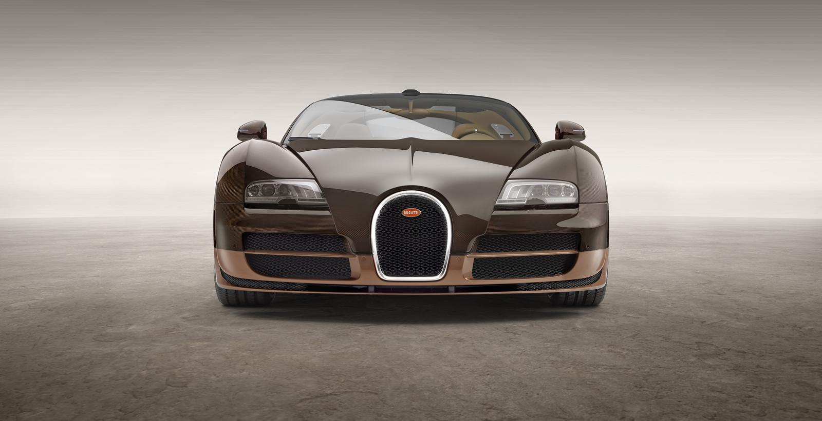 """Foto de Bugatti Veyron """"Rembrandt Bugatti"""" Legend Edition (3/16)"""