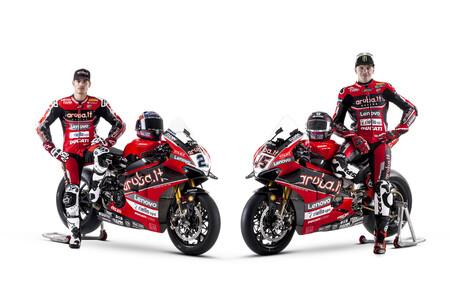 Rinaldi Redding Ducati Panigale V4 R Sbk 2021