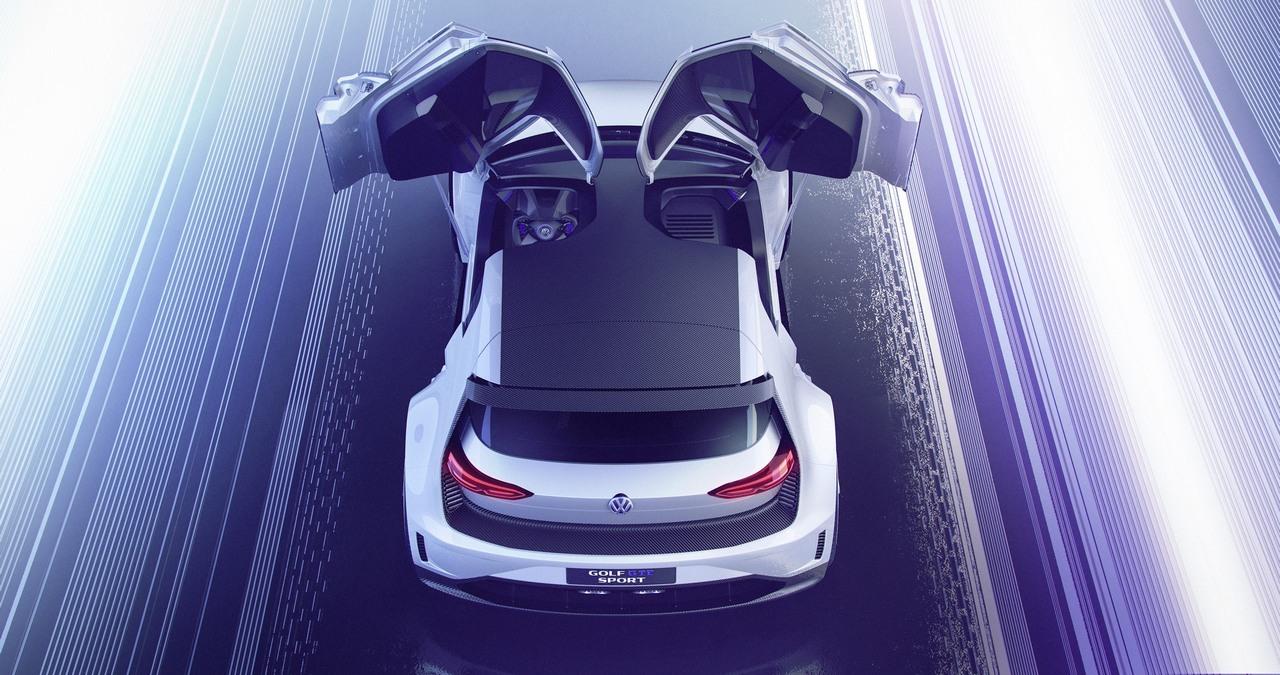 Foto de Volkswagen Golf GTE Sport Concept (31/43)