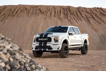 Shelby F-150 2021: la imponente pick-up del óvalo azul recibe una sobredosis de poder texano
