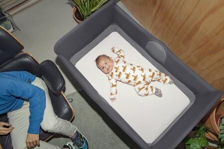 Bugaboo Stardust: cómoda cuna de viaje para tu bebé desplegable en un segundo