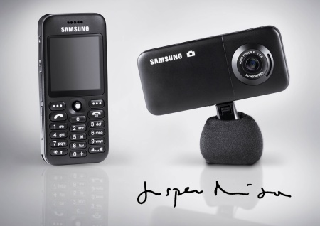 Samsung SGH-E590 ya en España