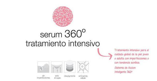 Accion serum intensivo
