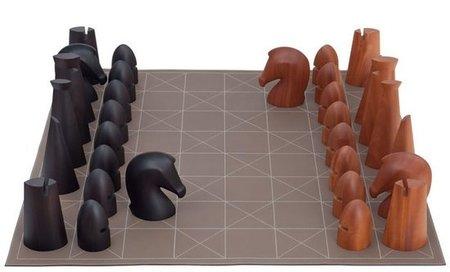 Hermès presenta su juego de mesa favorito: el ajedrez