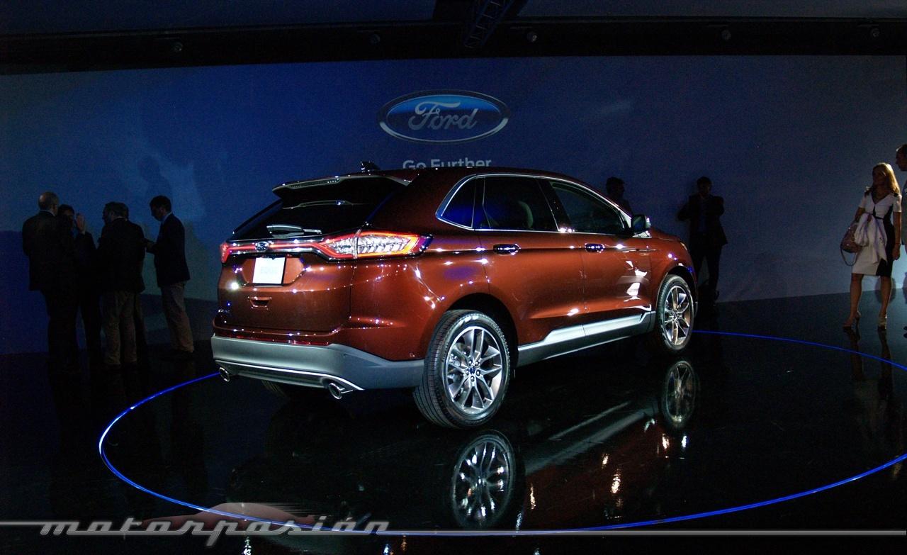 Foto de Ford Edge (presentación) (21/21)