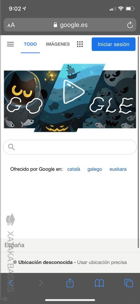 Abre Google