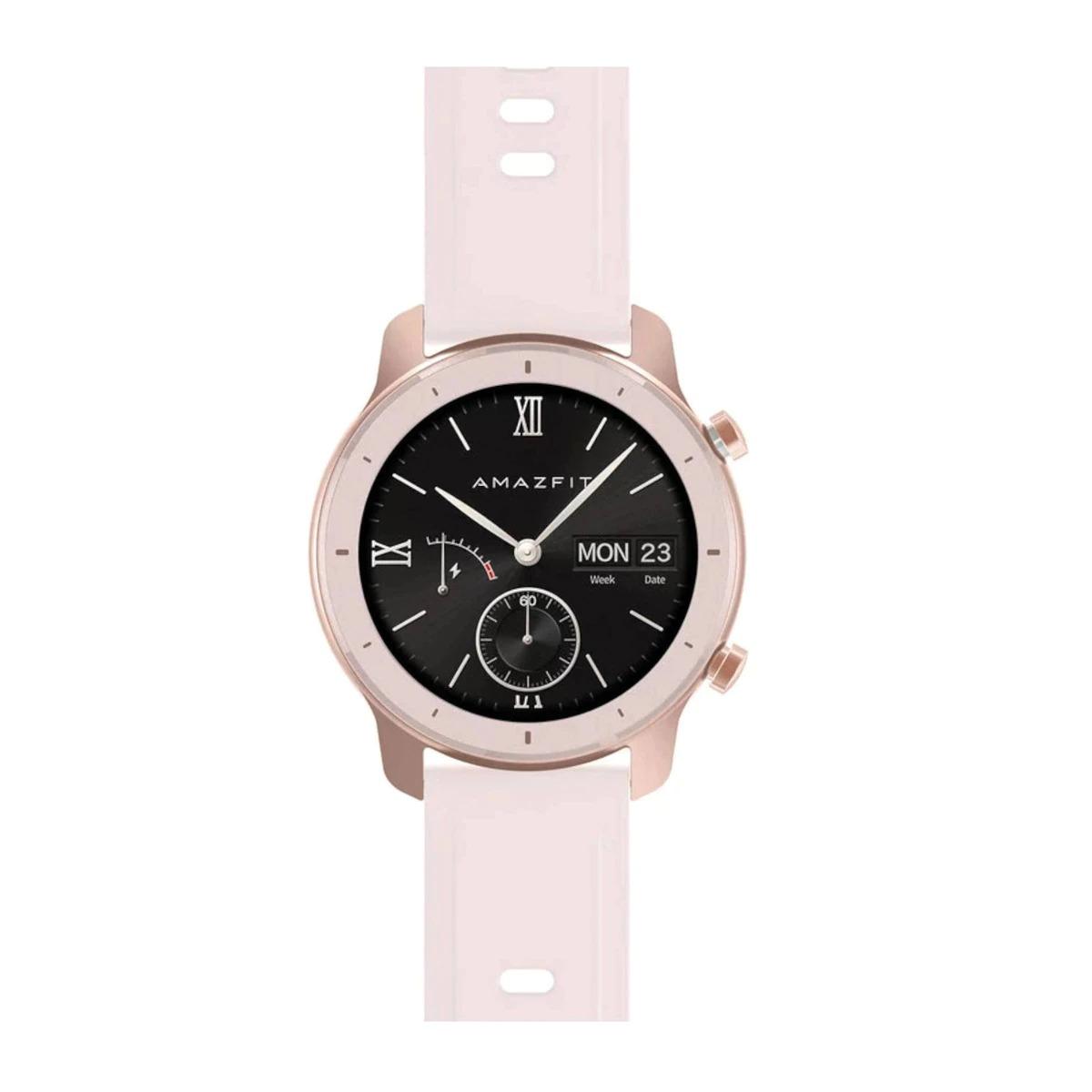 Amazfit GTR 42 mm Pink Cherry Blossom Smartwatch