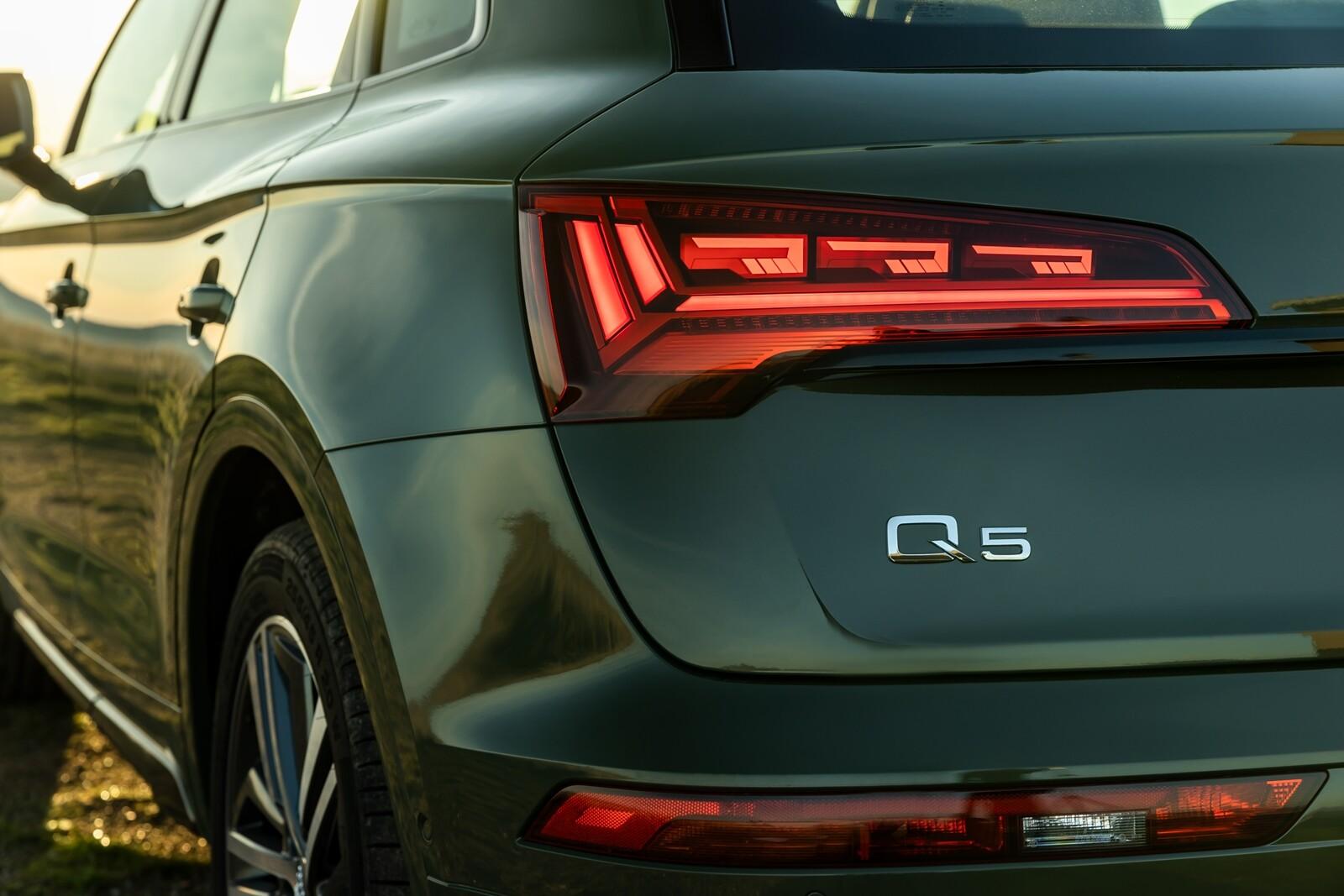 Foto de Audi Q5 2020, prueba (43/52)