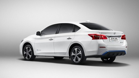 Nissan Sylphy Zero Emission 1