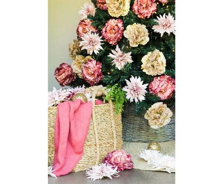 Navidad con flores