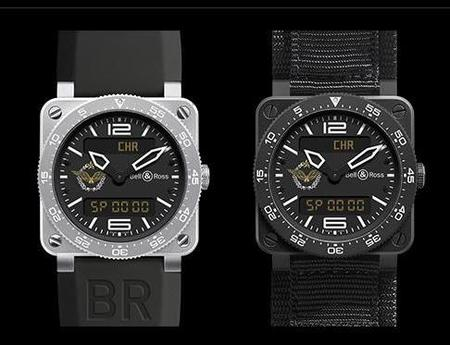 El reloj de Bell & Ross para la Fuerza Aérea Francesa