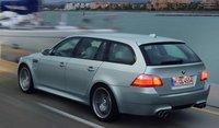 Fifh Gear prueba el BMW M5 Touring en España