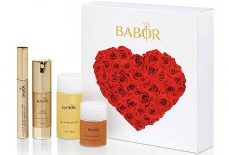 Este San Valentín regala bombones cosméticos de Babor