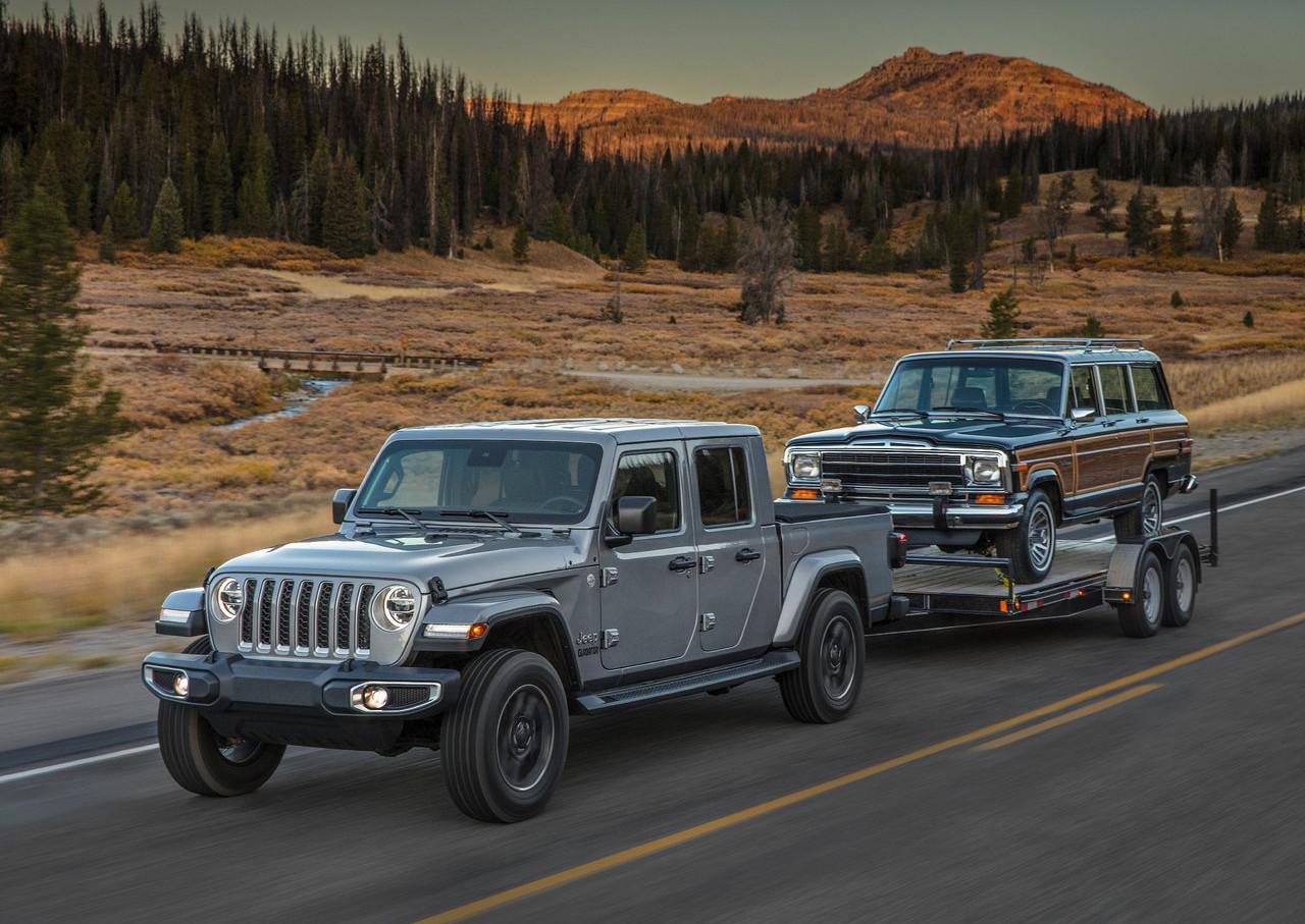 Foto de Jeep Gladiator 2020 (7/51)