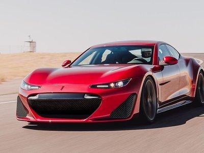 Drako GTE, otro superdeportivo eléctrico que ingresa al selecto grupo de los 1,000 hp y precio de 6 cifras
