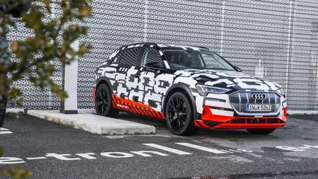 Coches Electricos Audi E Tron