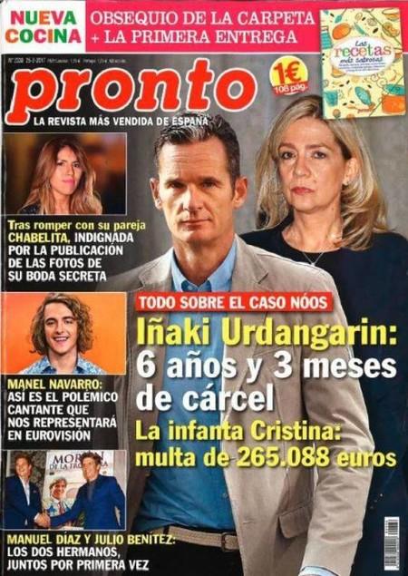 Más sobre Urdangarín y Cristina