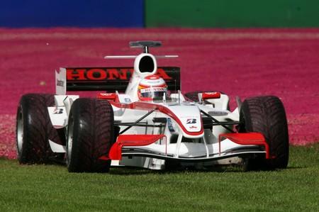 Ide Australia F1 2006