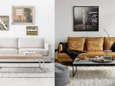 17 sofás de los que no querrás levantarte