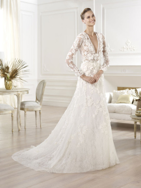 Pronovias by Elie Saab 2014