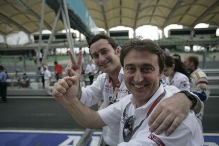 Adrián Campos deja el equipo Campos GP2