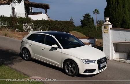 Audi A3 gama Presentación en Málaga 11