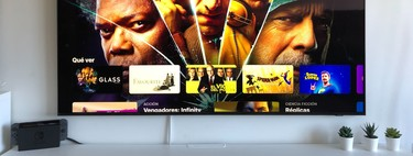 Así luce la nueva aplicación TV de Apple™ en un Smart TV Samsung™