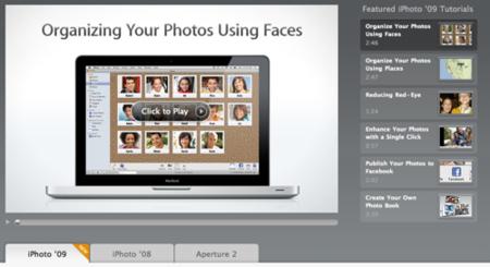 Apple amplía la sección de tutoriales básicos en su web