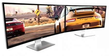 """Dell se apunta a la moda de monitores curvos de gran formato con su UltraSharp de 34"""""""