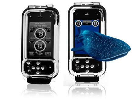 iGills SE-35: una carcasa para sumergir en las profundidades el iPhone