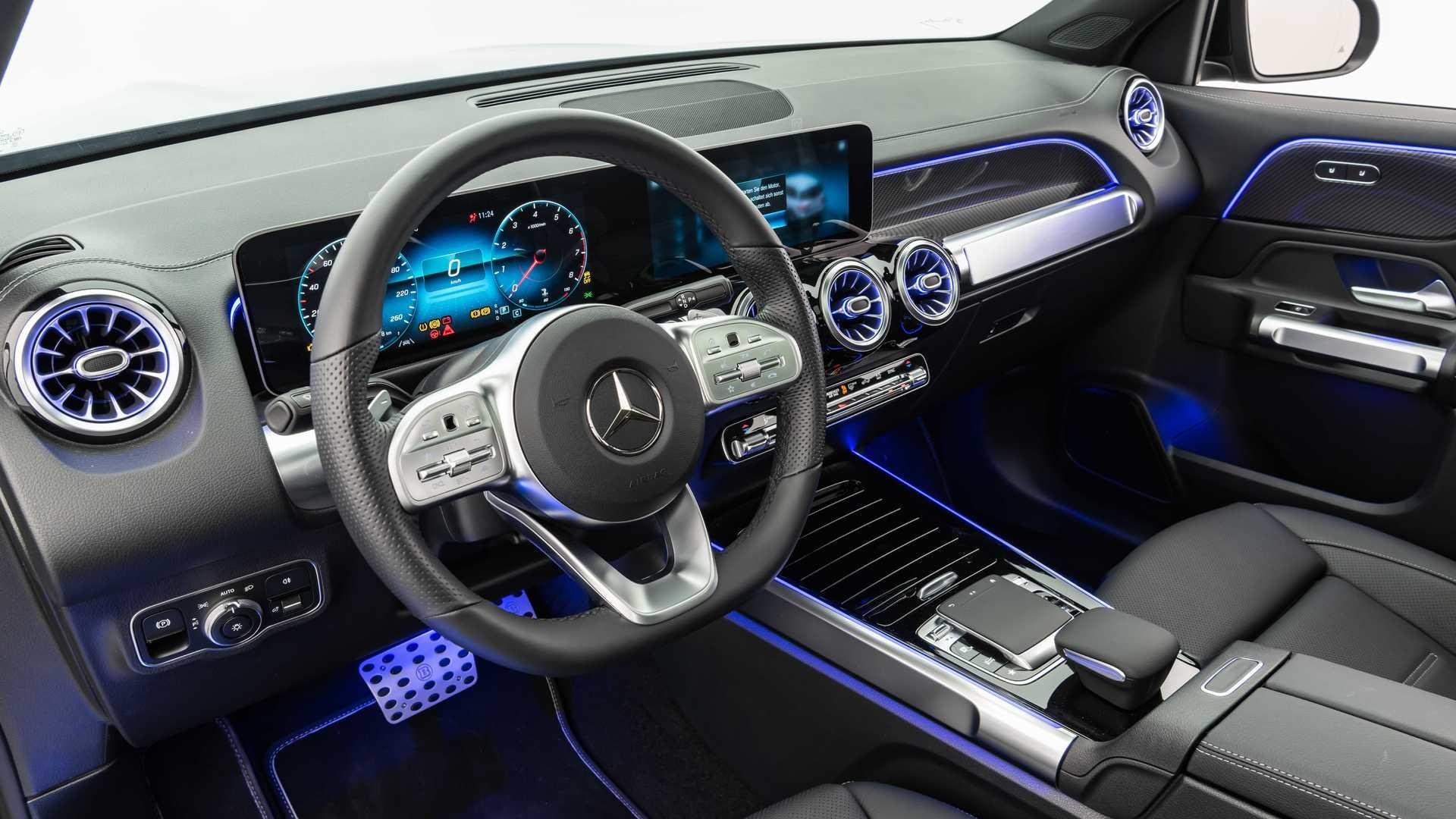 Foto de Mercedes-Benz GLB by Brabus (26/27)