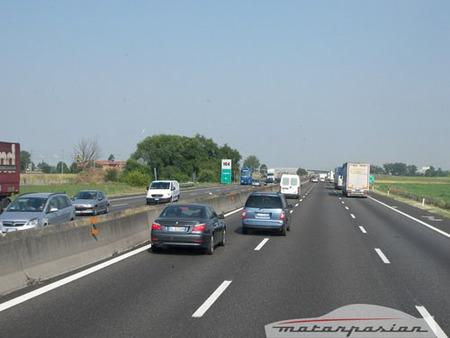 Italia sube el límite velocidad a 150 km/h