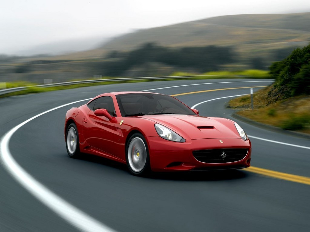 Foto de Ferrari California (44/50)