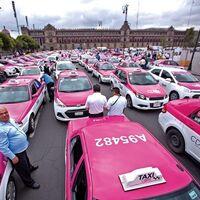 Taxistas insisten y harán un macro paro en Ciudad de México contra Uber, DiDi y similares: planean movilizar a 15,000 conductores