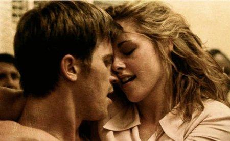 Garrett Hedlund y Kristen Stewart